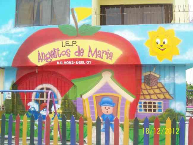 Murales infantiles en lima imagui for Murales infantiles