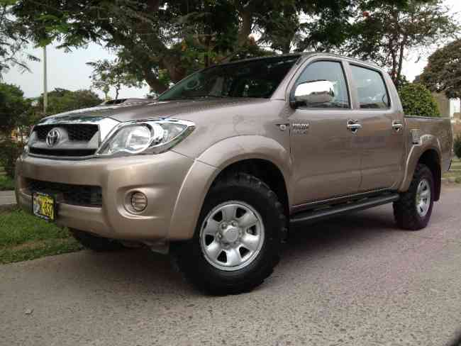 Toyota hilux sr 2010 petrolero 4x4 intercooler $ 30,000 USD Error MYSQL Class: No se pudo selecionar la base de datos MySQL dijo: MySQL server has gone away