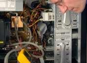 reparacion de computadoras a domicilio zona norte