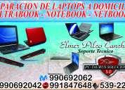 Servicio tecnico de pcs y laptops