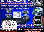 Instalacion de camaras de seguridad  (ofertas de kit de vigilancia hasta 15/02/13)