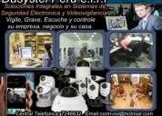 Instalacion de sistemas de camaras de seguridad - chiclayo, lambayeque