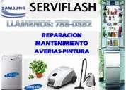 Ow ( reparaciones refrigeradoras  samsung  tlf: 404*3121 / 241-9698