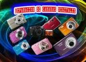 Reparación de filmadoras y cámaras digitales