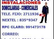 Electricista profesional a domicilio 24h 991473178 - 835*9347