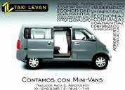 Mini van para 6 pasajeros - transporte turistico privado a chincha, nazca, ica
