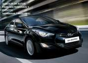 Alquiler de autos para matrimonios - hyundai elantra