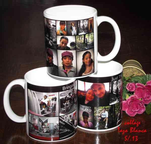 Tazas personalizadas magicas lima fotograf a imagen for Modelos de tazas