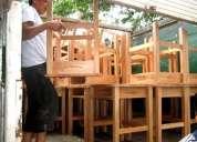 FabricaciÓn de mobiliarios educativos