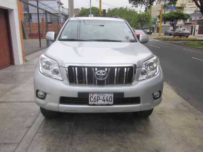 Toyota land cruiser prado txl 2012 $ 42,500 USD