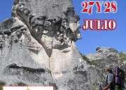 Campamento de markahuasi 27 de julio