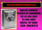 Servicio tecnico de lavadoras frigidaire tlf:445-3547
