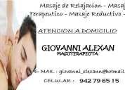 Brindo servicio masajes relax y tantrico puente nuevop agustino