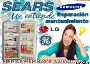 Technician::sears/servicio tecnico de refrigeradoras**general electric*samsung*lg/