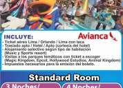 Orlando, disny all star desde $994