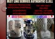 Servicio tecnico de batidoras kitchen aid tlf:445-3547