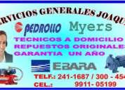 Pedrollo reparacion y mantenimiento de bombas de agua 2411687