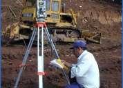 Topografía - mecánica de suelos