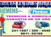 Pentax tecnicos 2411687 bombas de agua las 24 horas