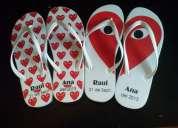 Sandalias personalizadas,recuerdos,bodas 15 años,eventos,cumpleaños,aniversarios