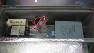 reflectores c/halogenuros metalicos 400 wats