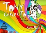 Animacion de show infantiles tematicos todos los personajes
