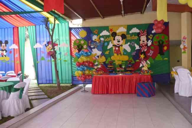 Resultado de imagen para locales para fiestas infantiles