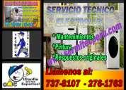 Electrolux servicio técnico lavadoras mantenimientos y reparaciones 2761763 garantía 100%