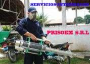 Servicios de fumigacion y recarga de extintores para empresas y negocios