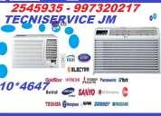 (aire acondicionado  york) instalacion - reparacion -100% seguro  llama al  rpc: 991920707 - 2545935