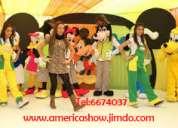 Show infantil en la molina america show tel 6674037 cel 991764117
