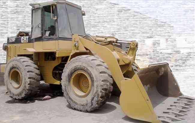 CARGADOR FRONTAL DEL 2000 928F