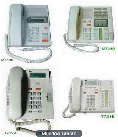 REPARACION INSTALACION MANTENIMIENTO DE CENTRALES TELEFONICAS MERIDIAN  TEL. 999-402090