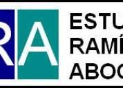 Abogados en propiedad industrial (marcas y patentes) - estudio ramÍrez & abogados