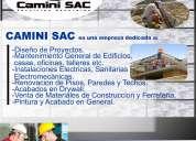 Mantenimiento, instalación y reparación de pintura, electricidad,
