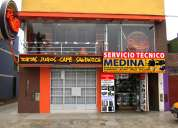 Servicio tecnico de camaras digitales, tablet, filmadoras, iphone, ipod