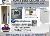 Servicio  tecnico  lavadors  white westinghouse 5578406  lima  6649573☺☻
