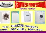 109*7850 servicio a domicilio lavadoras whirlpool lima 2565734