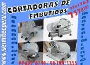 Sermitec 7378107 tecnicos 2761763 cortadora de embutidos..expertos a su hogar