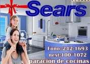 ¡¡ %$%¡cucine sears..!!!$%$%servicio técnico de cocinas ##general electric*klimatic $•242-1693