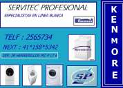 Servicio tecnico 2565734 lavadoras kenmore lima