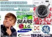 !!! khusku -sears !! servicio tecnico de lavadoras lg º lg tromm