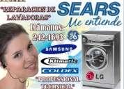 !! expertos a su servicio!! servicio tecnico de lavadoras lg tromm