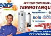 Solicita nuestro servicio tecnico!!(termas calorex) t.242-4766   242-1693