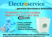 Servicio tecnico profesional en lavadoras ¤ॢˆΩklimatic¶¶˜Ω100%profesionales