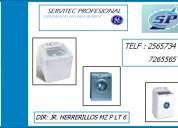 109*7850 / servicio tecnico lavadoras general electric ( lima )