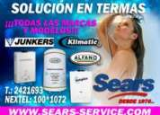 AÑos a su servicio reparacion de termasy termotanques sole-rheem.reggia-calorex)t.447-2306
