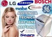 A san borja lavadoras-reparacion y mantenimiento general electric-whirlpool t.447-2306
