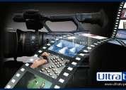 Publi tv.  ponga el video de su empresa o negocio en internet con ultratv.pe lima