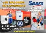 ¡¡aqui en sears service!!! servicio tecnico de lavadoras lg
